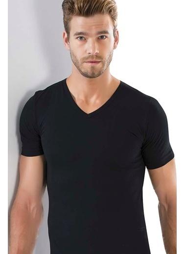 Akbeniz Tişört Siyah